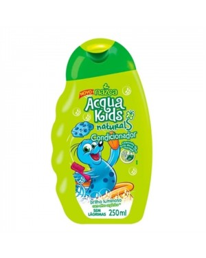 Condicionador Acqua Kids Natural Nazac 250ML