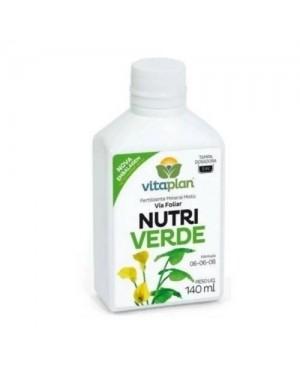 Fertilizante nutriplant 140g Nutriverde