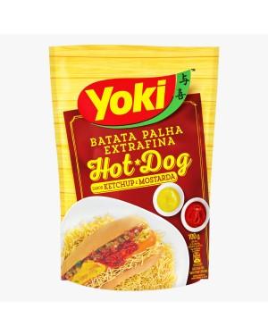 Batata Palha Yoki 100g Hot Dog 100G