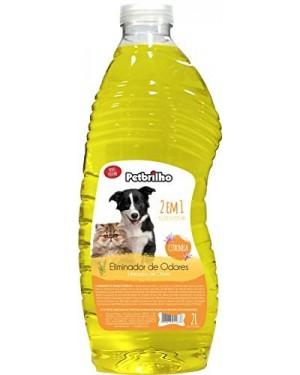 Eliminador de Odores Petbrilho 2L Citros