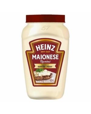 Maionese Heinz Receitas Quentes e Frios 405g