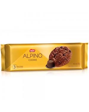 Biscoito Nestle Cookies 60g Alpino
