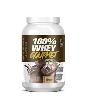 Suplemento Whey Protein Gourmet Chocolate 900g
