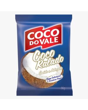 Coco Ralado Do Vale 1Kg Umido